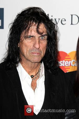 Alice Cooper, Grammy Awards, Beverly Hilton Hotel