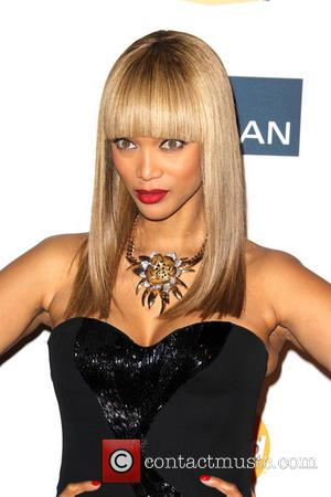 Tyra Banks - Clive Davis & The Recording Academy's 2013...