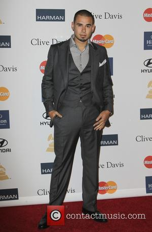 Afrojack - Clive Davis & The Recording Academy's 2013 Pre-Grammy Gala Los Angeles California United States Saturday 9th February 2013