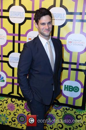 Justin Bartha - Family Equality Council's Awards Dinner Los Angeles California United States Saturday 9th February 2013