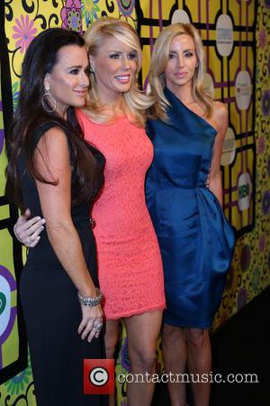 Kyle Richards, Gretchen Rossi and Camille Grammer