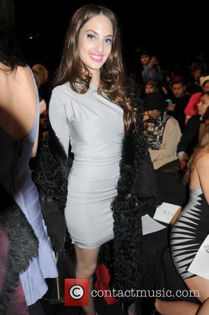 Alexa Ray Joel - Mercedes-Benz New York Fashion Week Autumn/Winter 2013 New York  New York  United States Saturday...