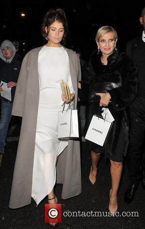 Gemma Arterton - Pre-BAFTA Dinner At Annabels London United Kingdom Saturday 9th February 2013