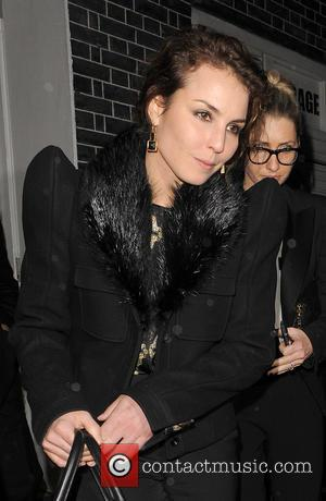 Noomi Rapace - Pre-BAFTA Dinner At Annabels London United Kingdom Saturday 9th February 2013