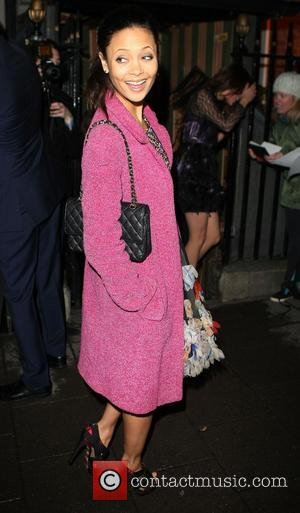 Thandie Newton - Pre-BAFTA Dinner at Annabels London United Kingdom Saturday 9th February 2013