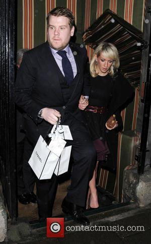 James Corden - Pre-BAFTA Dinner at Annabels