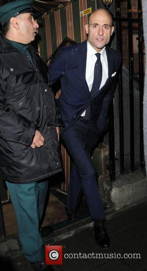 Mark Strong - Pre-BAFTA Dinner at Annabels London United Kingdom Saturday 9th February 2013