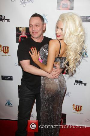 Doug Hutchinson and Courtney Stodden - Courtney Stodden's Reality Music Video Hollywood California United States Saturday 9th February 2013