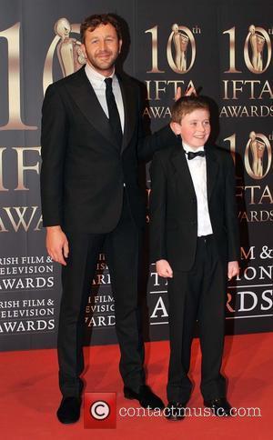 Chris Dowd and David Rawle - The IFTA Awards 2013 Dublin Ireland Saturday 9th February 2013