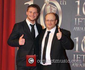 Jack Reynor and Lenny Abrahamson - The IFTA Awards 2013 Dublin Ireland Saturday 9th February 2013