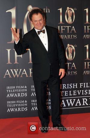 John C Reilly - The IFTA Awards 2013 Dublin Ireland Saturday 9th February 2013