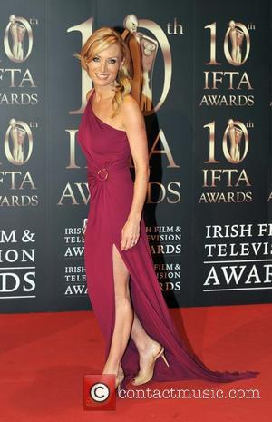 Victoria Smurfit - The IFTA Awards 2013 Dublin Ireland Saturday 9th February 2013