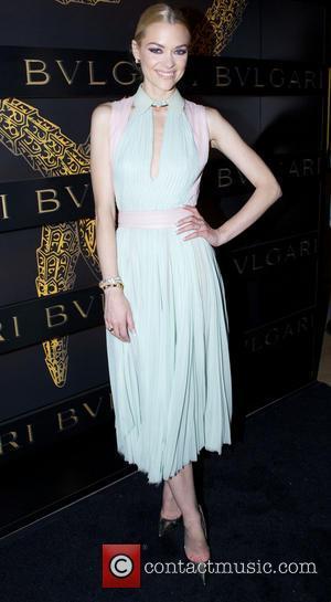 Jamie King - Mercedes-Benz New York Fashion Week Autumn/Winter 2013 - Bulgari Celebrates Icons Of Style: The Serpenti New York...