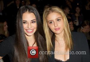 Chloe Bridges and Sophie Curtis