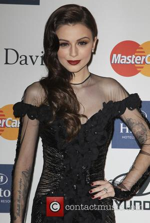 Cher Lloyd - Clive Davis & The Recording Academy's 2013 Pre-Grammy Gala And Salute To Industry Icons - Los Angeles,...