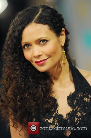 Thandie Newton Is A New Mother
