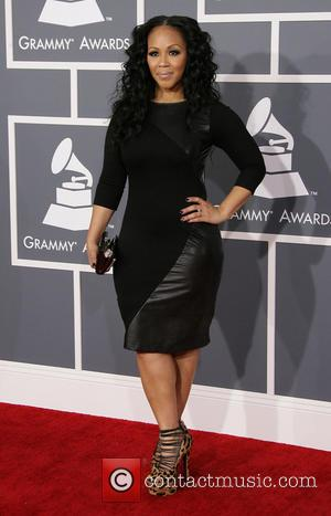 Erica Campbell of Mary Mary - 55th Annual GRAMMY Awards Los Angeles California United States Sunday 10th February 2013