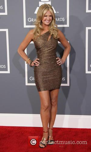 Nancy O'Dell - 55th Annual GRAMMY Awards Los Angeles California United States Sunday 10th February 2013