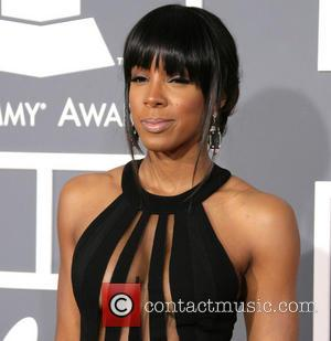 Kelly Rowland - 55th Annual GRAMMY Awards held at Staples Center Los Angeles California United States Sunday 10th February 2013