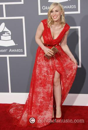 Natasha Bedingfield - 55th Annual GRAMMY Awards Los Angeles California United States Sunday 10th February 2013