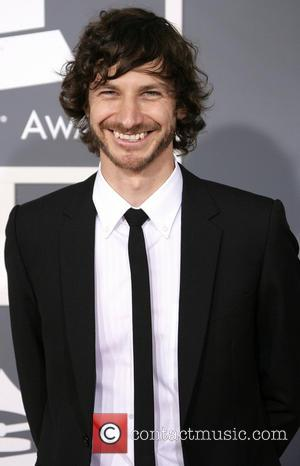 Gotye - 55th Annual GRAMMY Awards Los Angeles California United States Sunday 10th February 2013