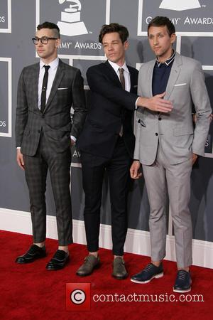 Jack Antonoff, Nate Ruess and And Andrew Dost Of Fun.