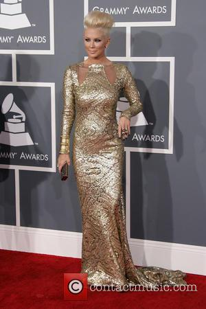 Jenna Jameson - 55th Annual GRAMMY Awards Los Angeles California United States Sunday 10th February 2013