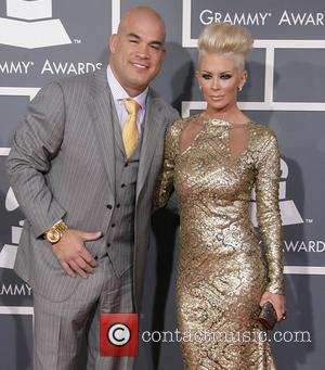 Tito Ortiz and Jenna Jameson - 55th Annual GRAMMY Awards Los Angeles California United States Sunday 10th February 2013