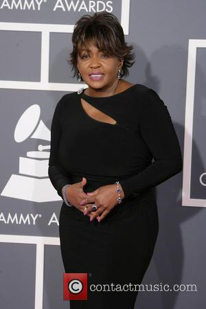 Anita Baker - 55th Annual GRAMMY Awards Los Angeles California United States Sunday 10th February 2013