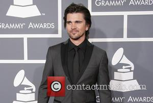 Juanes - 55th Annual GRAMMY Awards Los Angeles California United States Sunday 10th February 2013