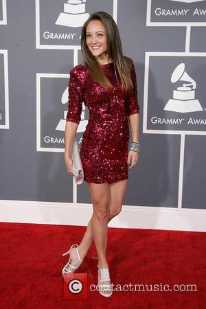 Lauren Mayhew - 55th Annual GRAMMY Awards Los Angeles California United States Sunday 10th February 2013