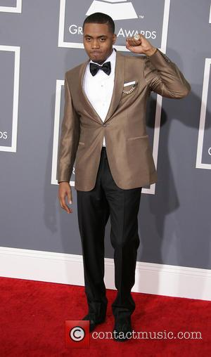 Nas - 55th Annual GRAMMY Awards Los Angeles California United States Sunday 10th February 2013