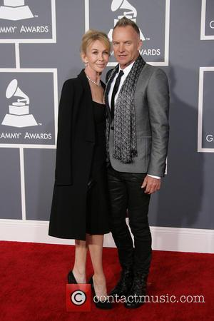 Sting - 55th Annual GRAMMY Awards Los Angeles California United States Sunday 10th February 2013