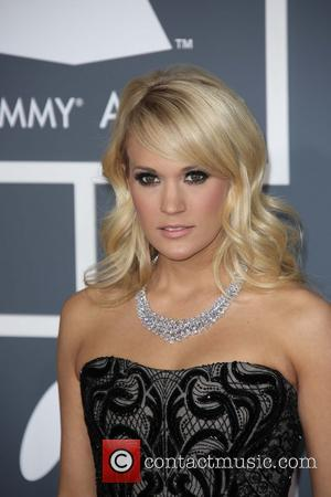 Carrie Underwood - 55th Annual GRAMMY Awards at Staples Center...