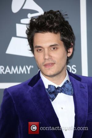 John Mayer - 55th Annual GRAMMY Awards at Staples Center - Arrivals at Grammy Awards, Staples Center - Los Angeles,...