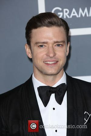 Justin Timberlake - 55th Annual GRAMMY Awards at Staples Center...