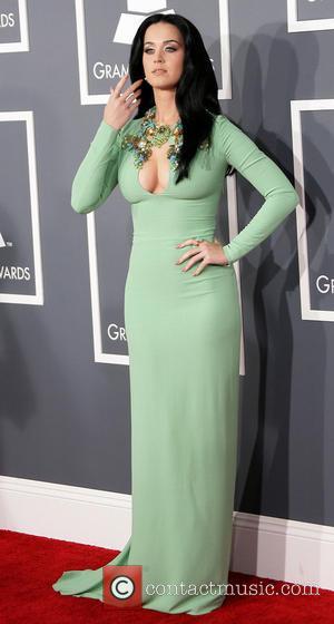 Katy Perry, Grammys Dress 2013