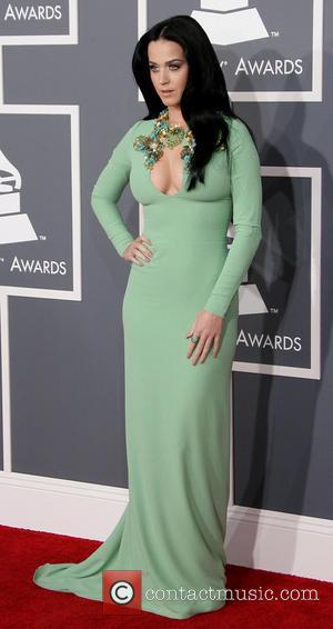 Katy Perry, Grammys Dress, 2013