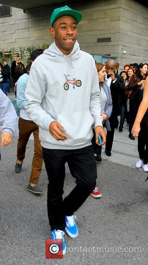 Tyler The Creator - Celebrities arrive at the Nokia Theatre L.A....