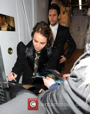 Noomi Rapace - Pre-BAFTA Dinner at Annabels London United Kingdom Sunday 10th February 2013