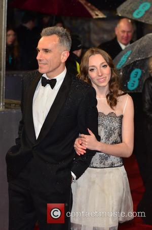 Daniel Day Lewis and Charissa Shearer - Bafta arrivals London United Kingdom Sunday 10th February 2013
