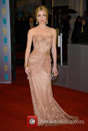Annabelle Wallis - Bafta Arrivals at British Academy Film Awards - London, United Kingdom - Sunday 10th February 2013