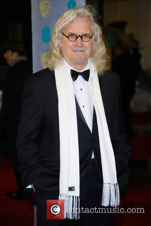Billy Connolly - Bafta Arrivals at British Academy Film Awards - London, United Kingdom - Sunday 10th February 2013