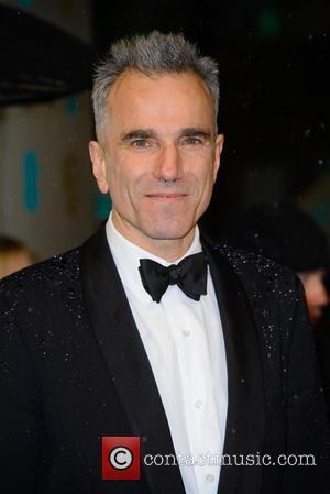 Daniel Day Lewis at British Academy Film Awards