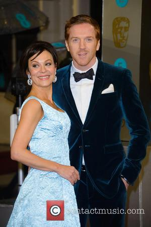 Helen McCrory and Damian Lewis - Bafta Arrivals at British Academy Film Awards - London, United Kingdom - Sunday 10th...