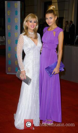 Sally Farmiloe and Jade Farmiloe - Bafta Arrivals at British Academy Film Awards - London, United Kingdom - Sunday 10th...