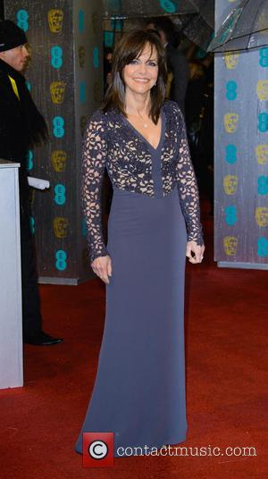 Sally Field - Bafta Arrivals at British Academy Film Awards - London, United Kingdom - Sunday 10th February 2013