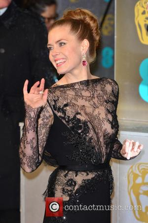 Amy Adams - Bafta Arrivals London United Kingdom Sunday 10th February 2013