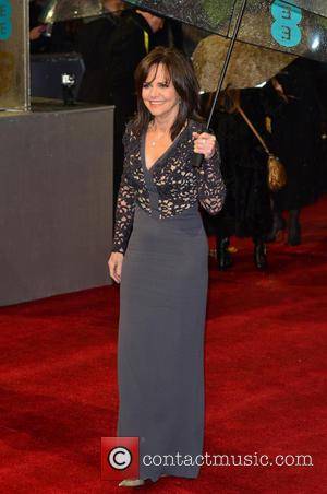Sally Field - Bafta Arrivals London United Kingdom Sunday 10th February 2013