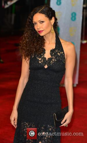Thandie Newton - Bafta Arrivals London United Kingdom Sunday 10th February 2013